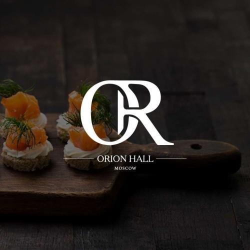 Фирменный стиль и дизайн сайта ORION HALL