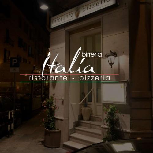 BirreriaItalia Сайт для ресторана в Италии, Сан-Ремо