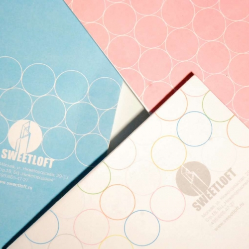 Брендинг и рекламная кампания SWEETLOFT